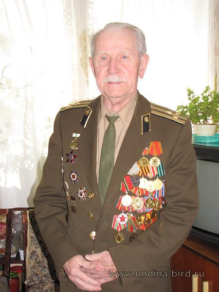 Александр Алексеевич Иванов