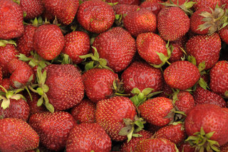 Клубника <br />Strawberries